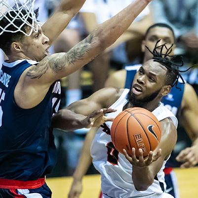 UOP v Gonzaga Basketball